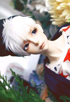 Hes so cute ☆\(^ω^\) #Bjd