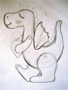 Boneca de Pano: dragão