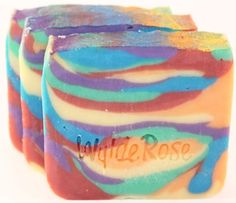 Patchouli Artisan Soap made via cold process method - vegan and scented with essential oil - Handmade Soaps Ontario Canada   Wylde Rose