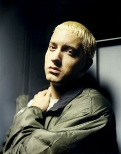 Marshall Bruce Mathers III, born on October 17, 1972 in St. Joseph, Missouri. Has been and always will be the king of rap.