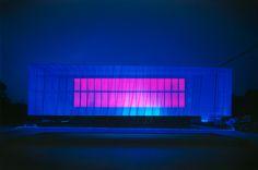 James Turrell - Blue Burn, 2012