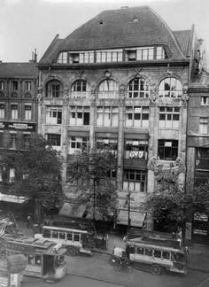 Das Vox-Haus inn der Potsdamerstrasse 4 (ca.1925)
