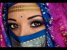 beautiful-eyes-beautiful-women-in-the-arab-world-3459873 by sejtanka via Slideshare