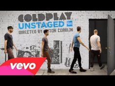 Coldplay - American Express UNSTAGED Trailer