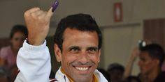 Capriles a Barrientos: la Paz de la República depende del respeto a la voluntad popular