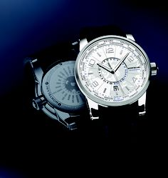 The Montblanc TimeWalker World-Time Hemispheres