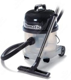 Numatic Ctt370-2 Transparent Extraction Commercial Vacuum Cleaner