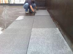 Μονωσεις ταρατσων με πολυστερινη Tile Floor, Flooring, Tile Flooring, Wood Flooring, Floor