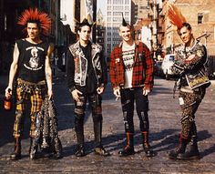 haha The Casualties on Pinterest! #punk