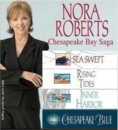Nora Roberts - Chesapeake Bay Saga