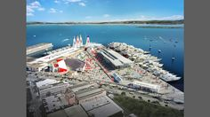 SAN FRANCISCO  HOST CITY FOR THE 34TH AMERICA'S CUP