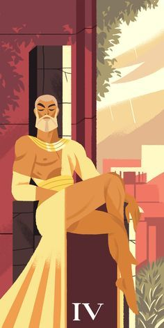 the emperor tarot ca