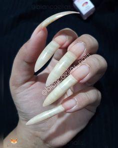 Sharp Nails, Natural Nails, Long Nails, Model, Instagram, Long Fingernails, Scale Model, Models