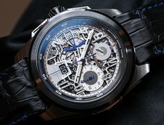 Jaeger-LeCoultre Master Compressor Extreme Lab 2 In Blue 'Non-Limited' Watch Hands-On