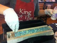 Making Mojito Soap