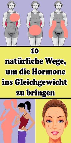 10 natural ways to balance the hormones - Abnehmen - Gesundheit Vicks Vaporub, Fitness Tracker, Fitness Goals, Healthy Eating Tips, Healthy Life, Healthy Living, Health Advice, Health Care, Wellness Fitness