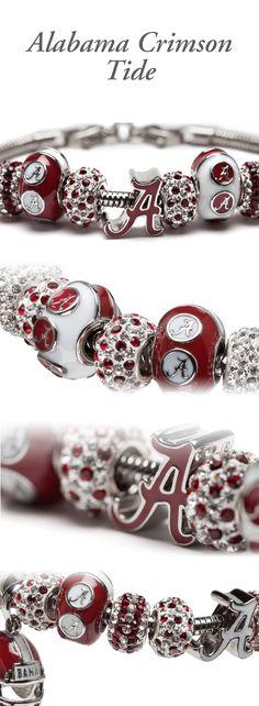 Alabama Crimson Tide Jewelry | Stone Armory. www.StoneArmory,com