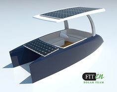 Solar Boat, Future Green watercraft
