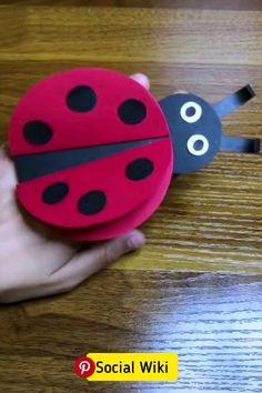 Best 12 Amazing Paper Craft Ideas for Kids! Paper Crafts Origami, Paper Crafts For Kids, Origami Easy, Diy Arts And Crafts, Easy Crafts, Craft Activities, Preschool Crafts, Origami Frog, Bird Crafts