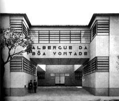 Albergue da Boa Vontade, Affonso Reidy e Gerson Pompeu Pinheiro