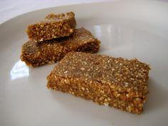 #glutenfree #vegan Super Simple Snackbars