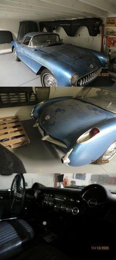 solid 1957 Chevrolet Corvette project