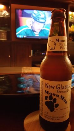 Start of a 5 day weekend with the Wild New Glarus, Brewing Co, Beer Bottle, Ale, Drinks, Beer, Beverages, Ale Beer, Drink