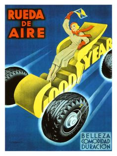 Goodyear Poster