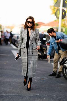 Ciao Milano: Spring 2018 Street Style - HarpersBAZAAR.com