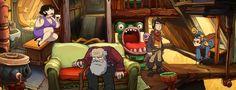 E3 2013: Goodbye Deponia - Gamer Horizon