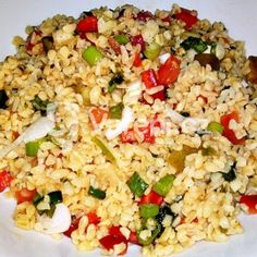 Fried Rice, Fries, Ethnic Recipes, Recipes, Bulgur, Nasi Goreng, Stir Fry Rice
