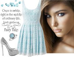 """""""Fairy Tale"""" by evpeace on Polyvore"""