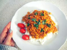 600 kcal czyli najukochańsze wegańskie curry z batatem i ciecierzycą