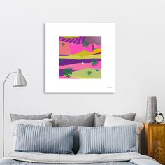 Discover «scene of colors», Exclusive Edition Aluminum Print by yahya Rifandaru - From $75 - Curioos