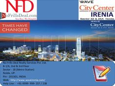 wave-irenia-noida-9999999237-27590592 by nfd1 via Slideshare After grand sucess Amore, Mirius, Eminence, Vasilia and Trucia, Wave city Center Launch the new residentail Tower - luxury 2/3 Bhk apartment with peaceful name - Wave Irenia. Wave Irenia Noida Offer 2/3 bedroom luxury air conditioned residences with four different options viz 880, 970, 1050 and 1305 sq.ft. http://www.waveirenia.com/