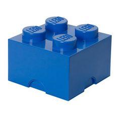STORAGE BRICK 4 BLUE
