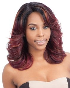 Freetress Equal Deep Invisible Part Lace Wig LACE LONA