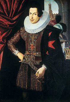 Ferdinand II dei Medici (1610–1670) Justus Sustermans (1597–1681) Temple Newsam House, Leeds Museums and Galleries