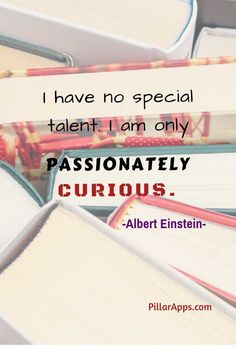 I have no special talent. I am only 'passionately curious'_Einstein Are geniuses born or made? #geniusis1talentand99percenthardwork #bestthoughtsofalberteinstein #nospecialtalent #passionatelycurious Albert Einstein Thoughts, Albert Einstein Quotes, Hi Quotes, Need Quotes, Nobel Prize In Physics, Philosophy Of Science, Modern Physics, Theoretical Physics, Theory Of Relativity