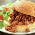 Homemade Sloppy Joes - added 1 tsp. Worcestershire & a dash of onion powder and they were delish!