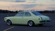72 Toyota Carina
