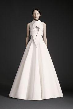 Gareth Pugh collection printemps été 2015 #mode #fashion