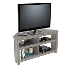 Inval Corner TV Stand