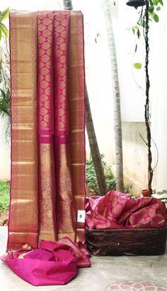 KANCHIVARAM SILK L04350 | Lakshmi