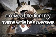 Hint hint Andrew ;) I better get a letter from you some time :* A.J.K. <3