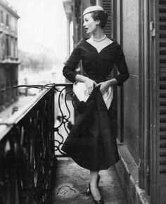 Mary Jane Russell, Paris 1951