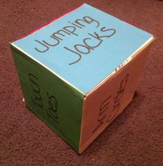 VISIT FOR MORE Activity Cube for Preschoolers Super fun way to introduce exercise to your little ones! The post Activity Cube for Preschoolers Super fun way to introduce exercise to your lit appeared first on fitness.