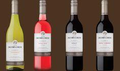 Australijskie Jacob's Creek winem listopada Wine, Drinks, Bottle, Food, Drinking, Flask, Drink, Meals, Cocktails