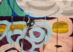 detail, The Australian Tapestry Workshop
