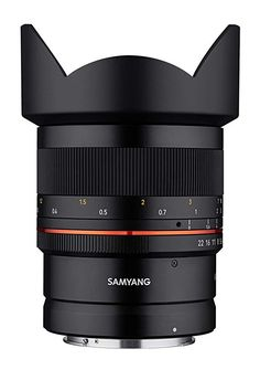 Buy Samyang MF Canon RF at Mighty Ape NZ. The MF RF is a manual focus wide-angle prime and is one of Samyang's first lenses for the Canon RF mount. is Samyang's most popular foc. Galaxy Smartphone, Canon Eos, Bokeh, Nikon, Wide Angle Photography, Distancia Focal, Ultra Wide Angle Lens, Prime Lens, Filter